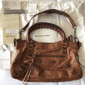 Balenciaga Handbag - Used- Authentic
